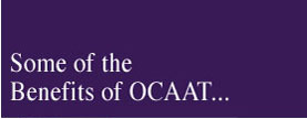 Benefits of OCAAT