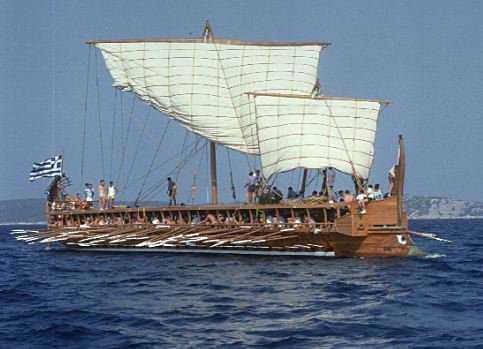 The Trireme Olympias