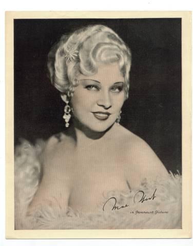 Mae West the Sex Symbol