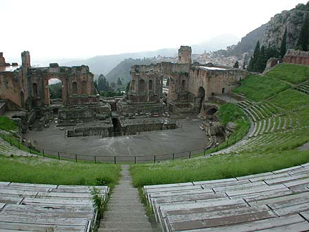 contrast between ancient greek theatre antigone Women in greek society but otherwise very different: sophocles' antigone   understanding the significance of the fifth century athenian theater for the  development of  the two plays chosen, for all their differences, are united by at  least two.